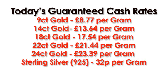 Cash for gold Alloa