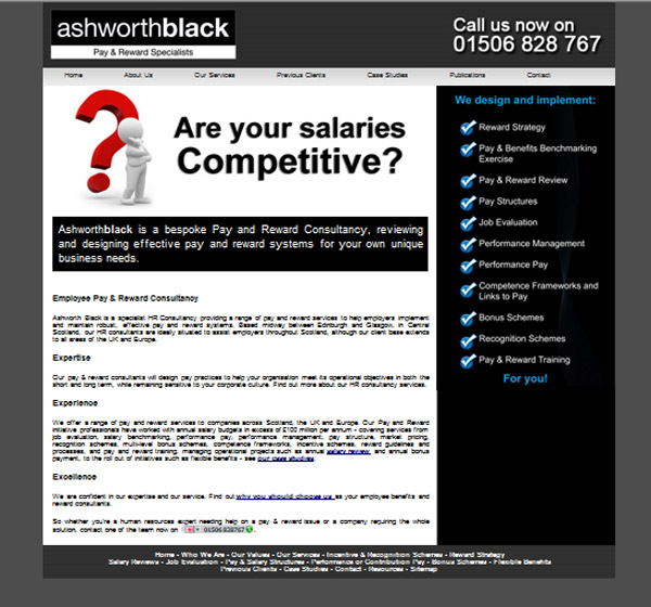 Ashworth Black