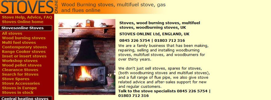 Stoves Online