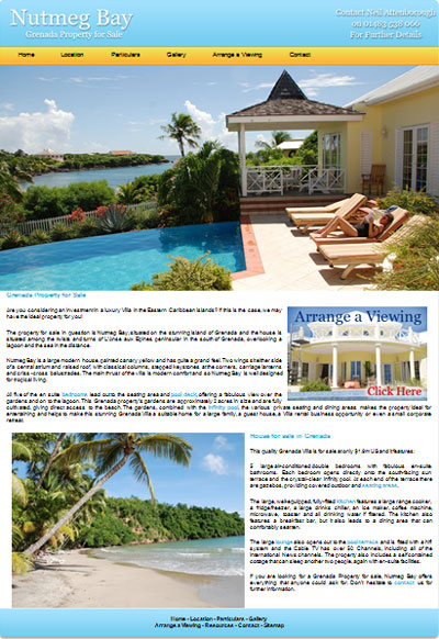 Grenada Property for Sale