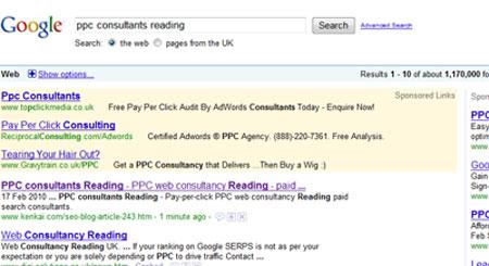 PPC Consultants Reading