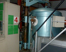 Somet Refurbished Furnace