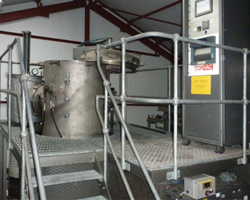 Torvac Refurbished Furnace