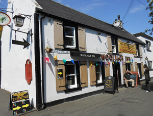 Wool Pack Inn Tillicoultry